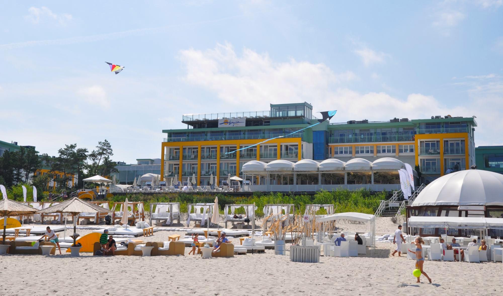 Hotel Bryza Resort & Spa w Juracie ugości Reprezentację Polski w piłce nożnej