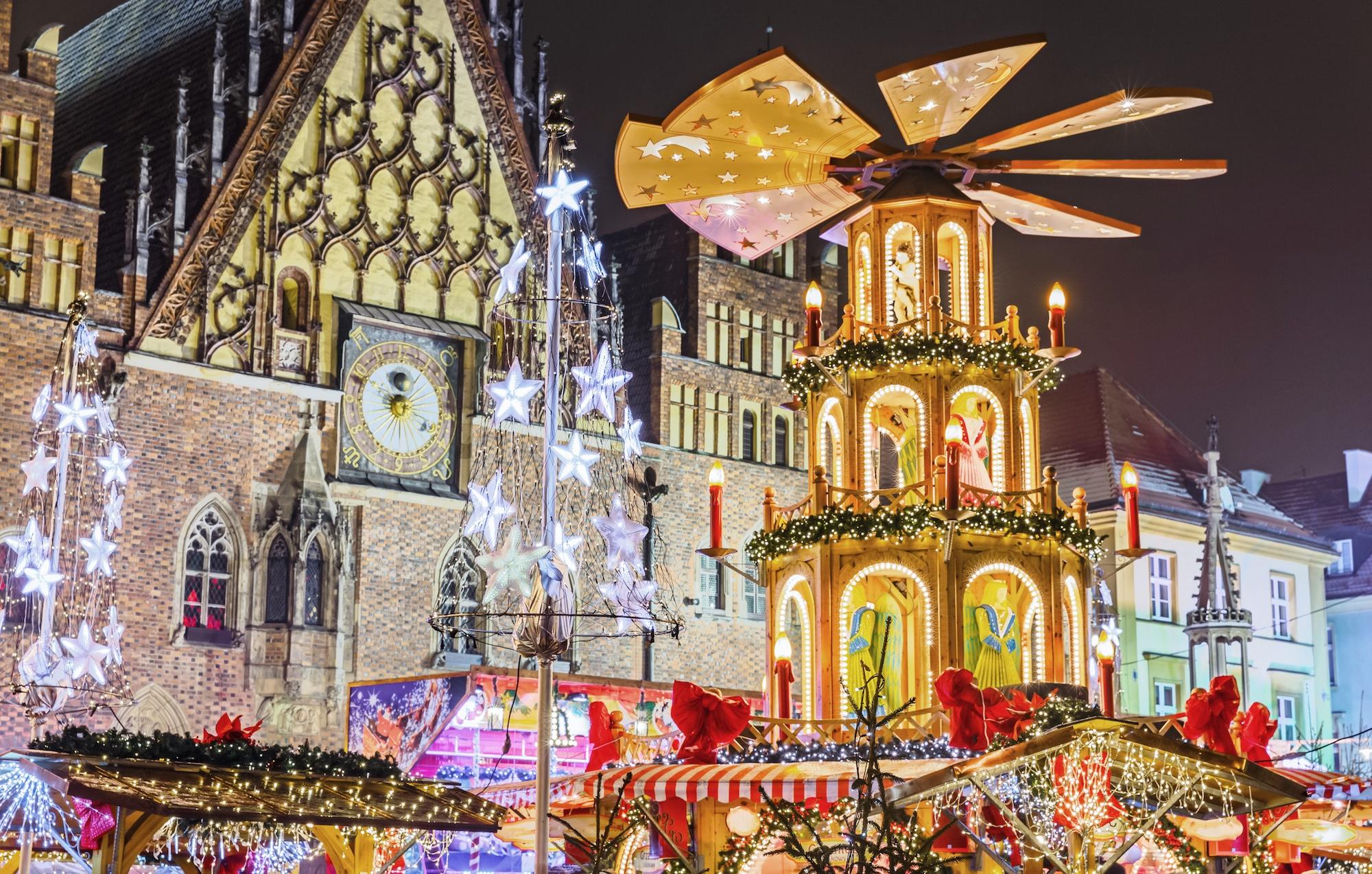 jarmarki bożonarodzeniowe w Polsce