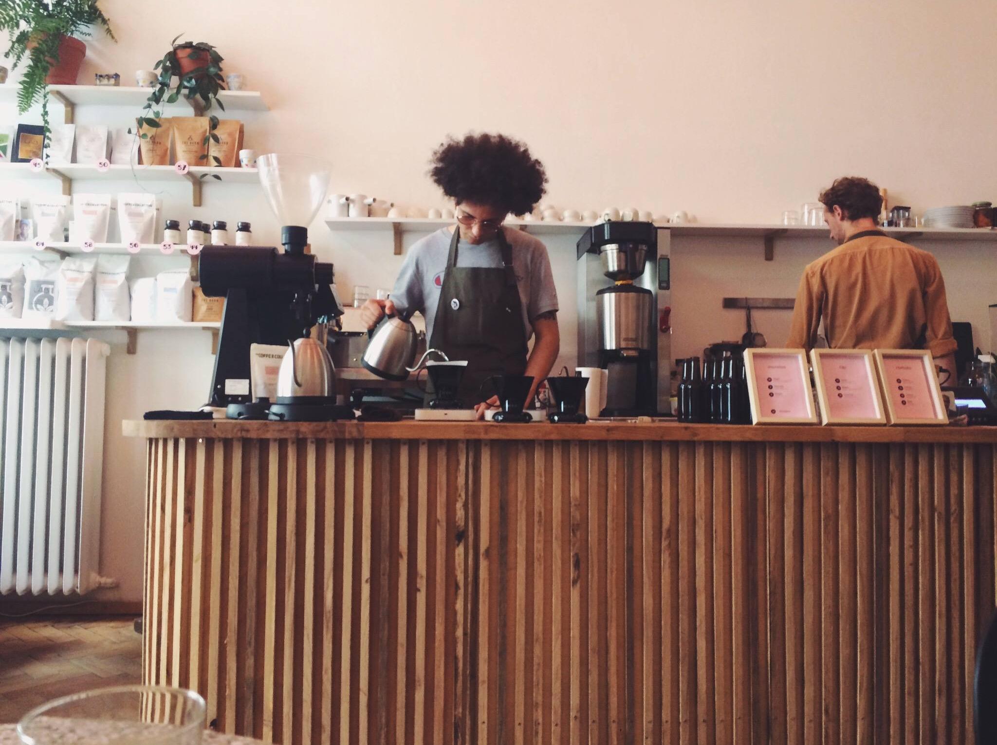 kawiarnia warszawa