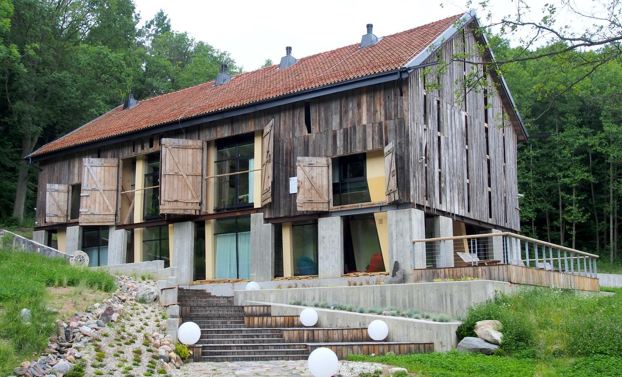 Młyn Klekotki - spa w stodole