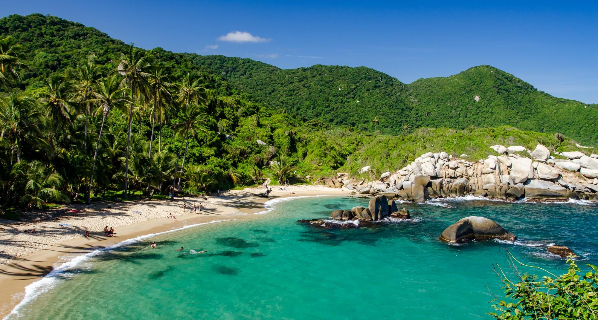 Wycieczka do Kolumbii – rajskie wyspy i plaże