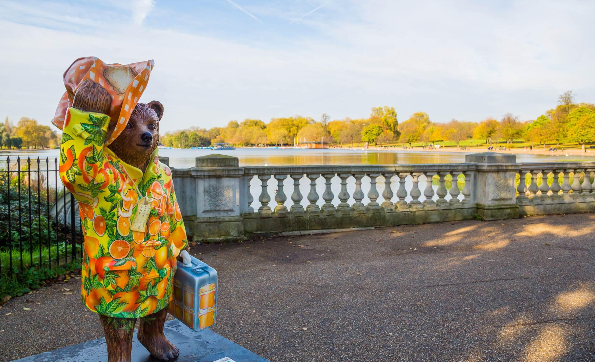 Podróże z dzieckiem: Londyn śladami Misia Paddingtona