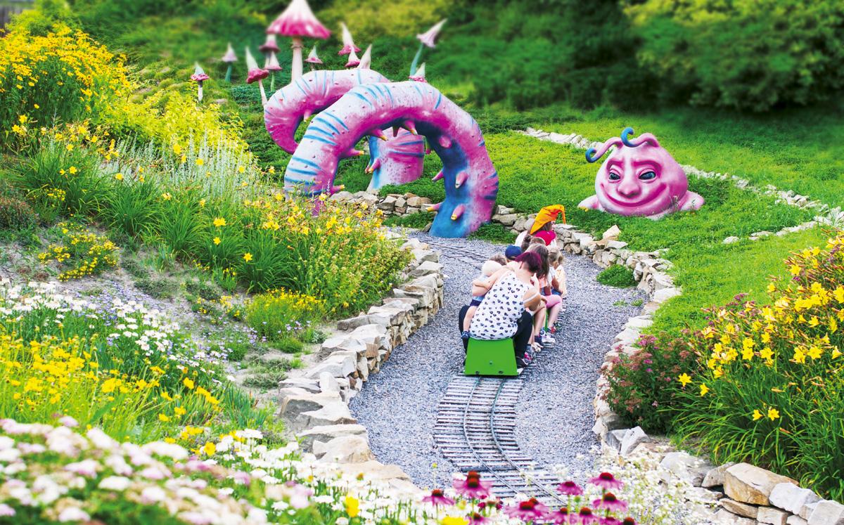 Magiczne Ogrody znów przeniosą was do świata baśni. Trwa wielkie otwarcie
