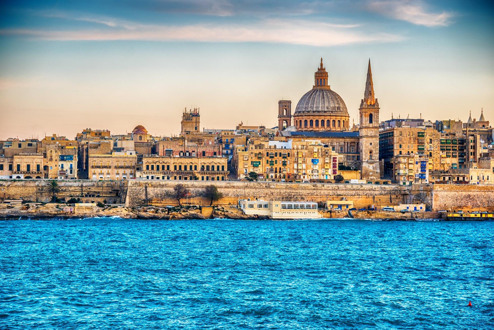 atrakcje malta