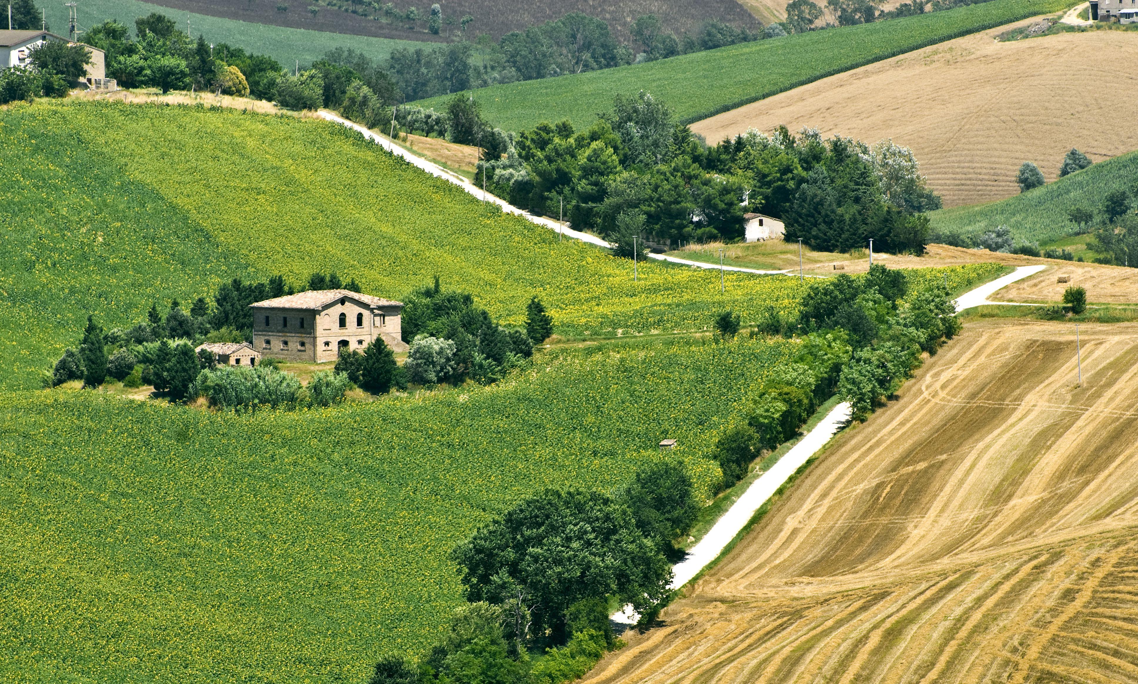 Włochy poza szlakiem: Marche – nieodkryty region