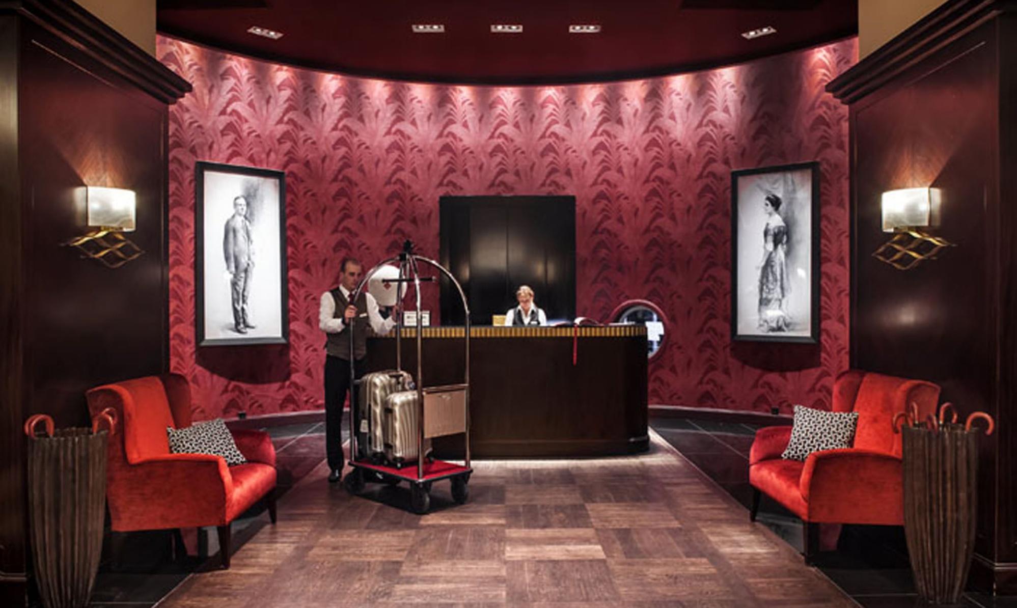 Modrzewie Park Hotel - luksusowa willa w Szczawnicy