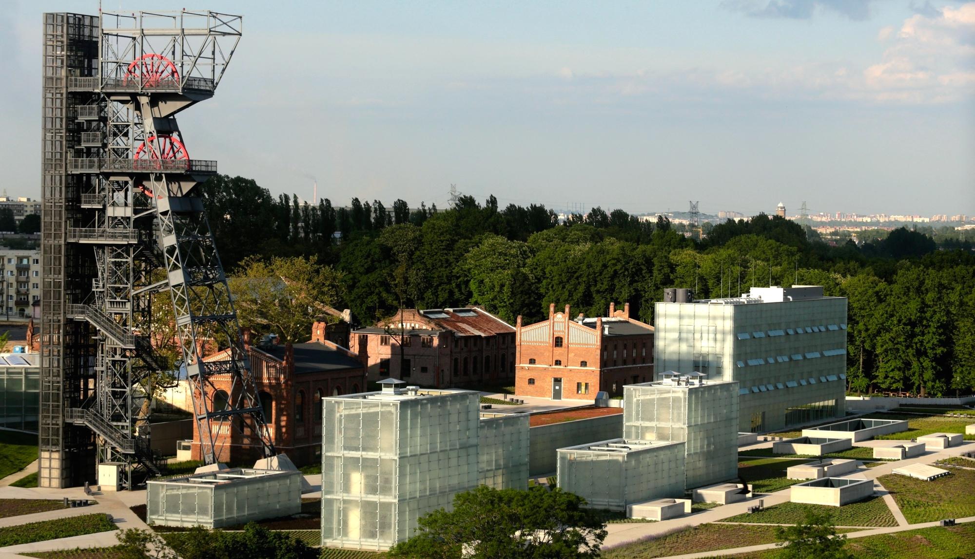 Muzeum Śląskie w Katowicach: 14 metrów pod ziemią