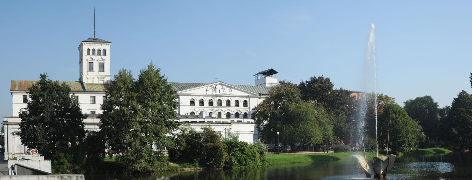 Muzeum Włókiennictwa w Łodzi – fabryka dla konesera