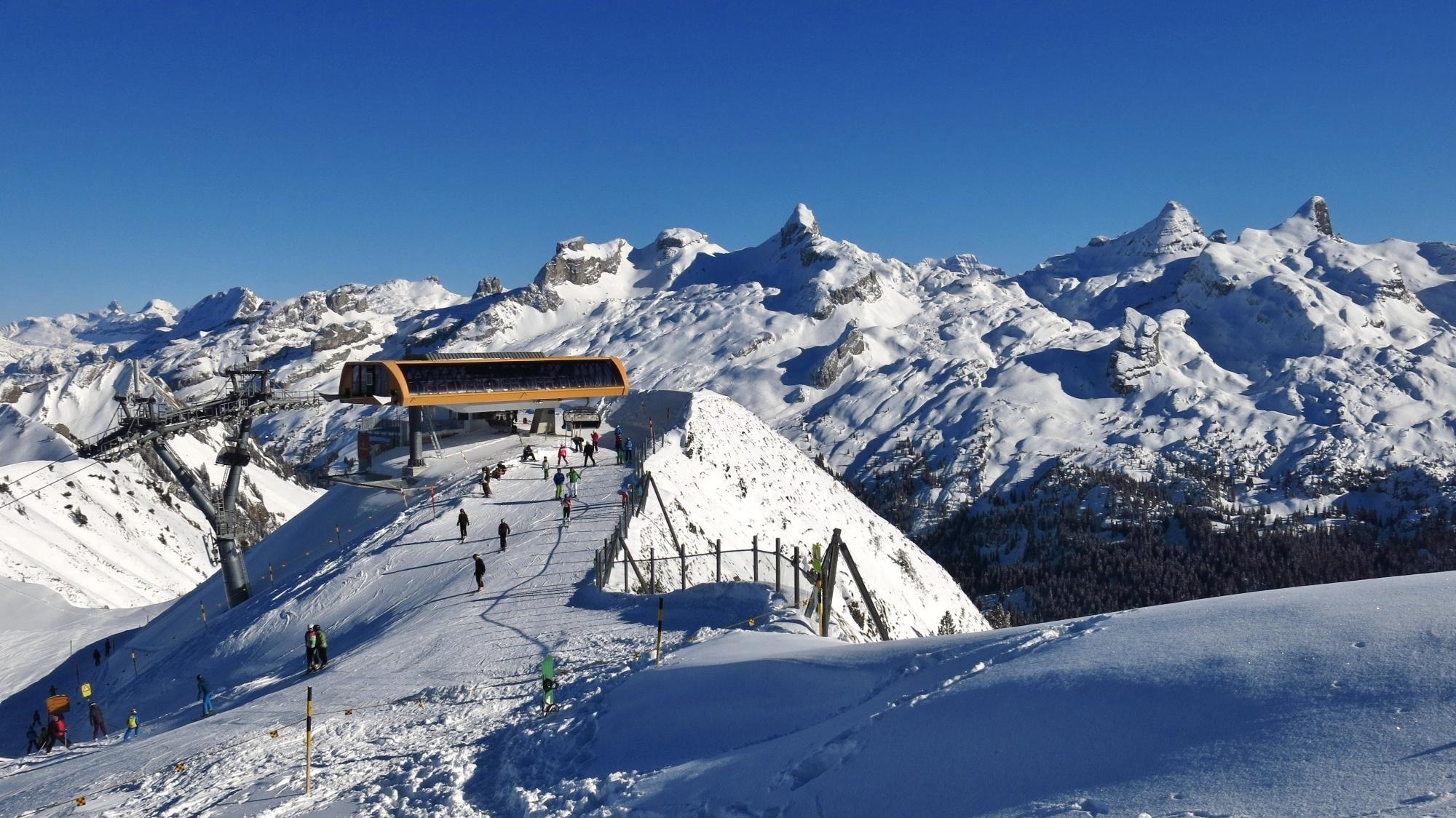W Szwajcarii powstała najbardziej stroma kolejka świata