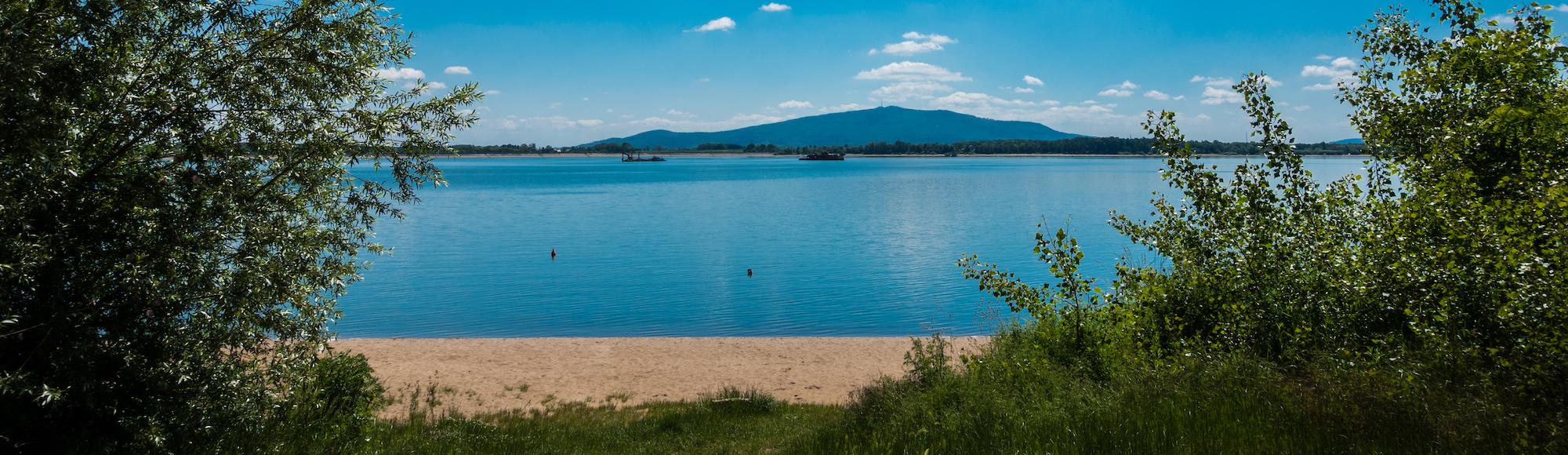 najczystsze jeziora na dolnym śląsku