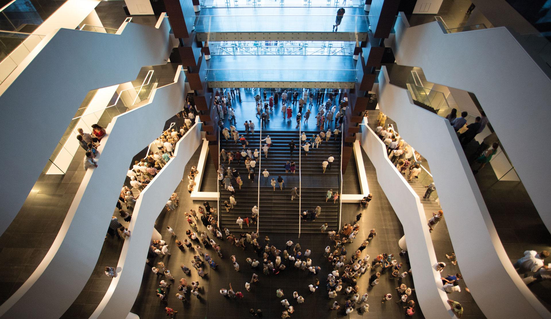 Narodowe Forum Muzyki we Wrocławiu - najwyższa jakość dźwięku