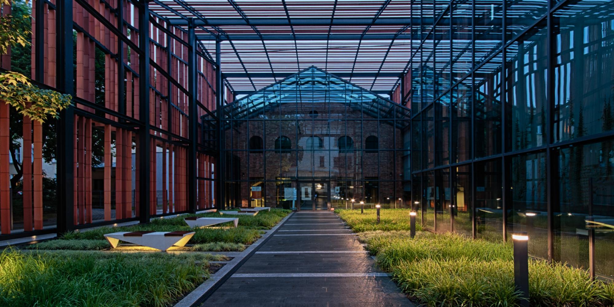 Małopolski Ogród Sztuki w Krakowie