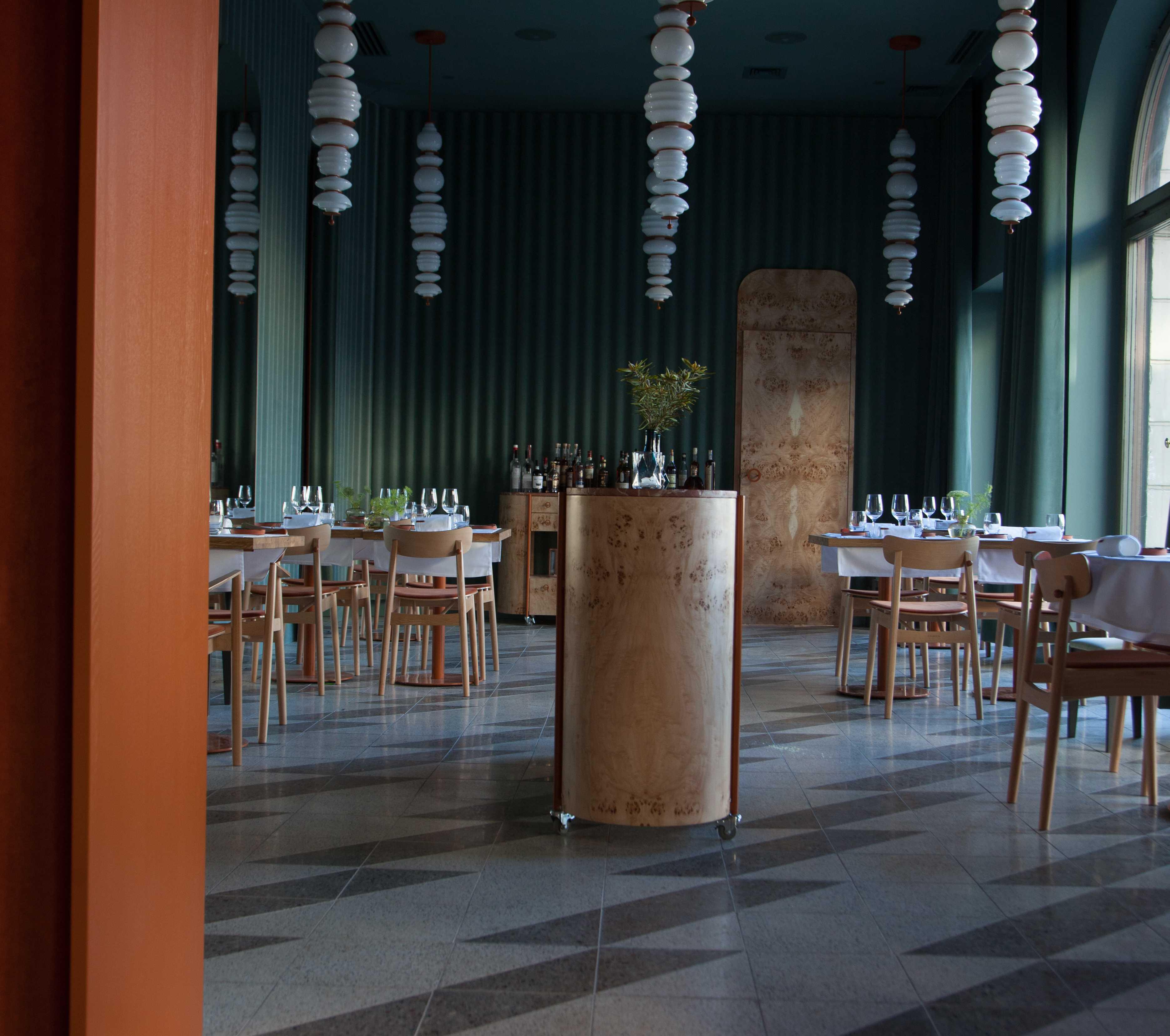 Restauracja Opasły Tom Warszawa