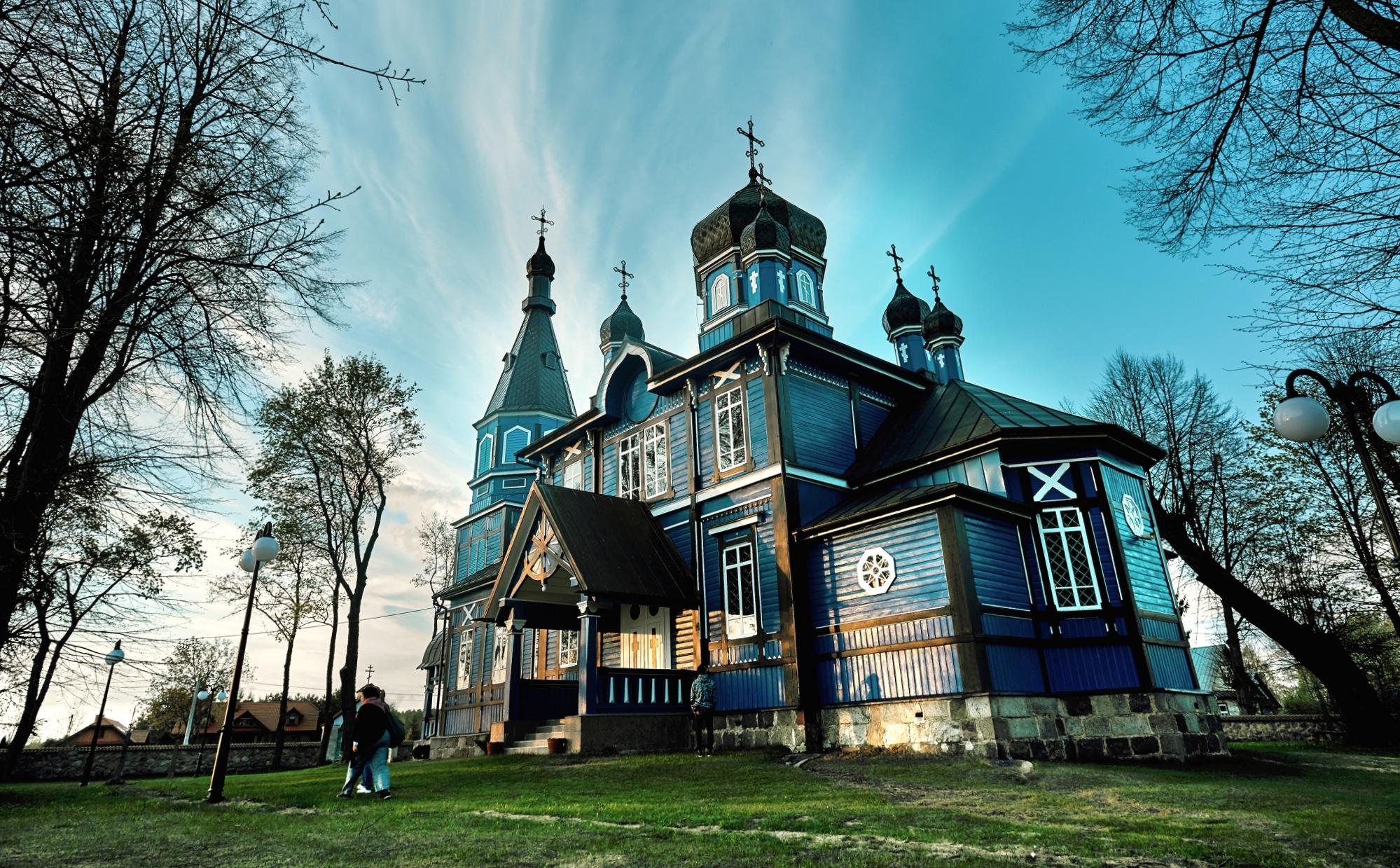 Podlasie na weekend: co zobaczyć? 5 miejsc, które pokażą wam jak ezgotyczna potrafi być Polska