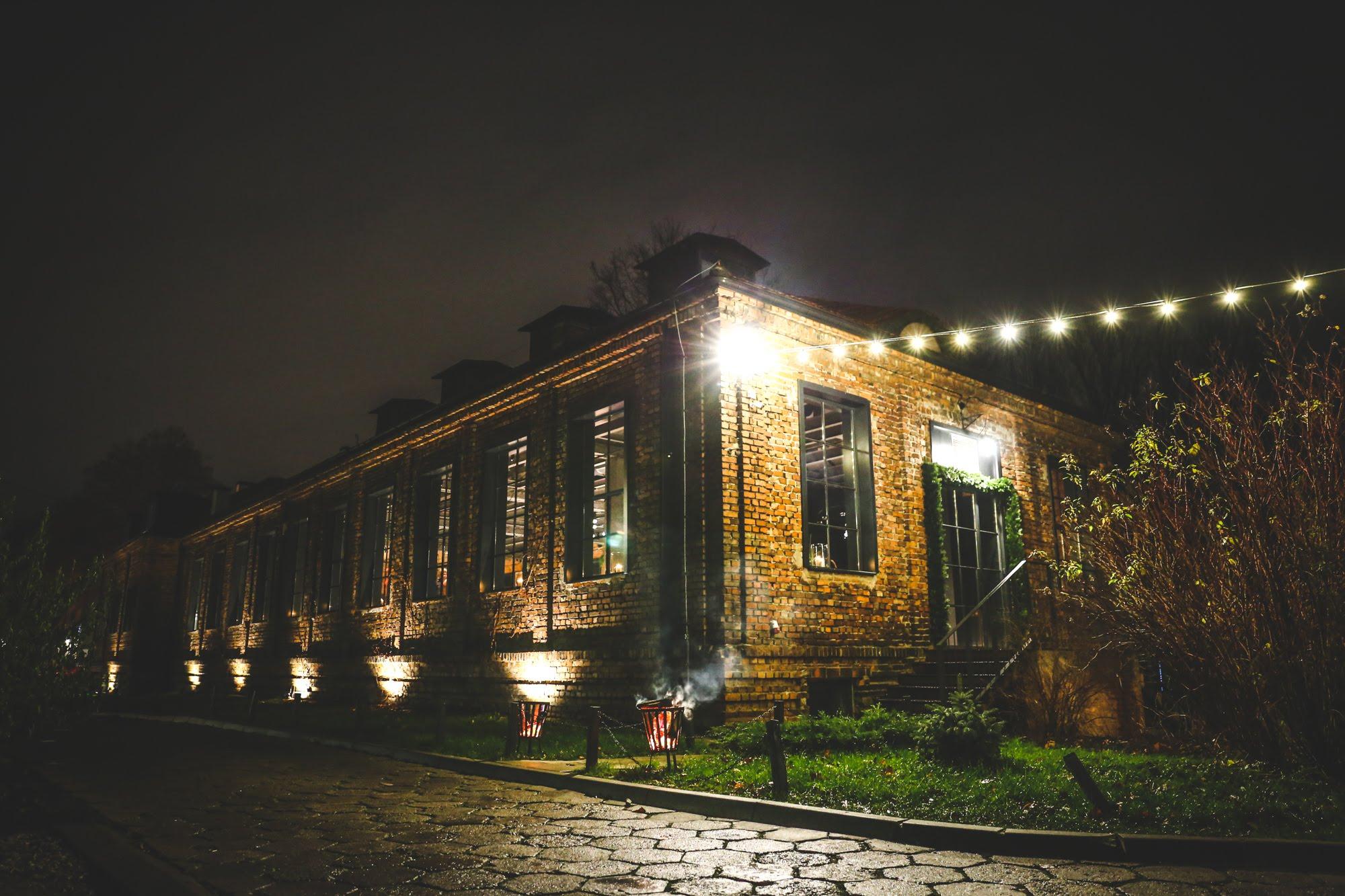 Restauracja Forty na Mokotowie