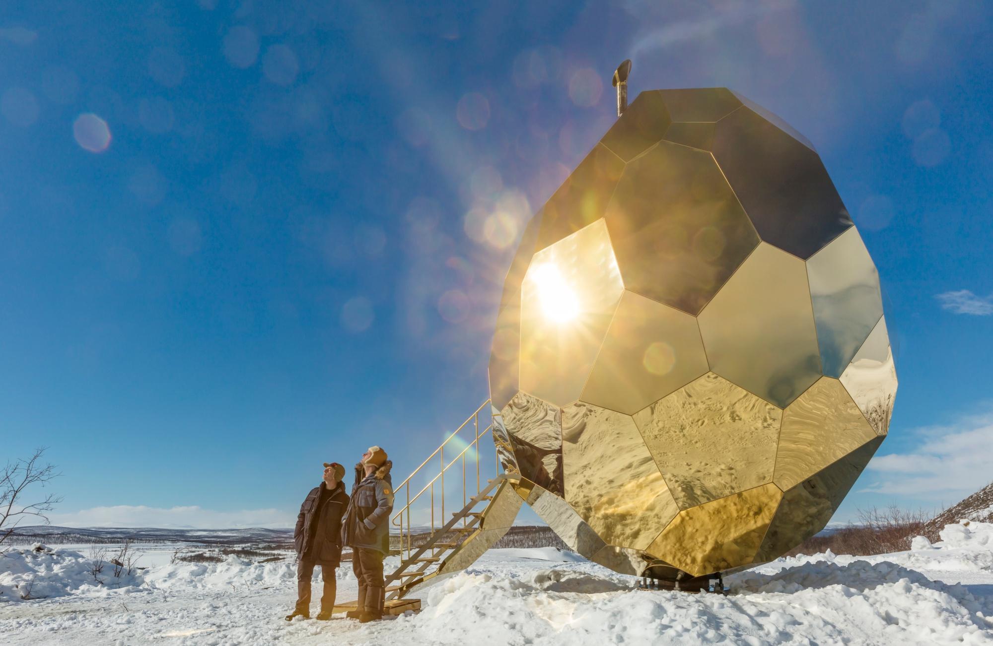Szwecja: solarne jajko na ratunek Kirunie