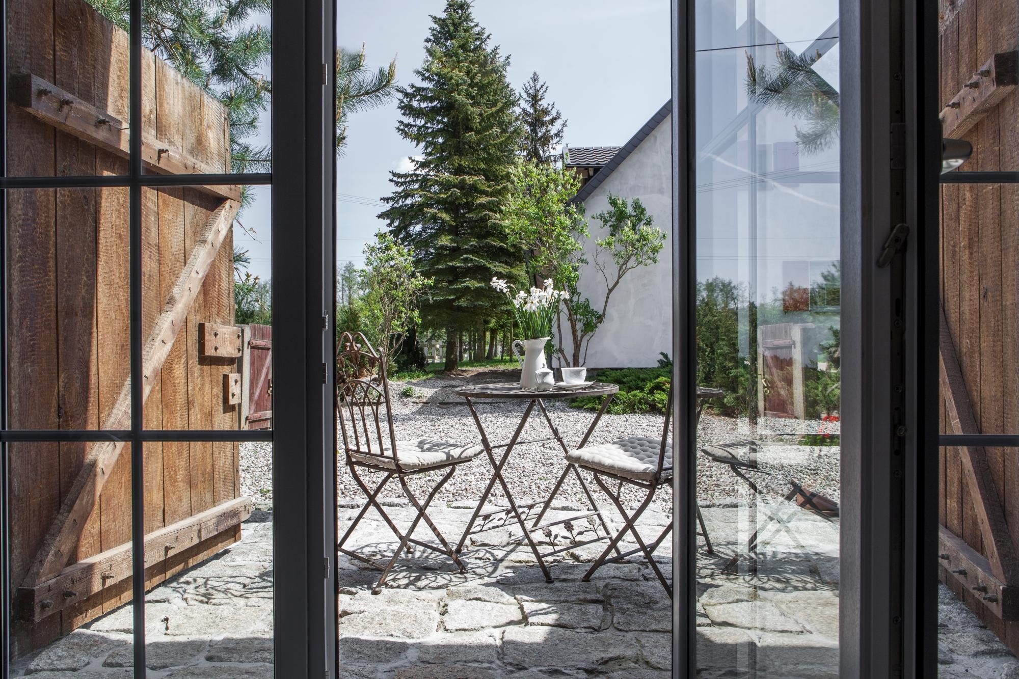 Stodoła 7 w Borach Tucholskich: wypoczynek w pięknym stylu