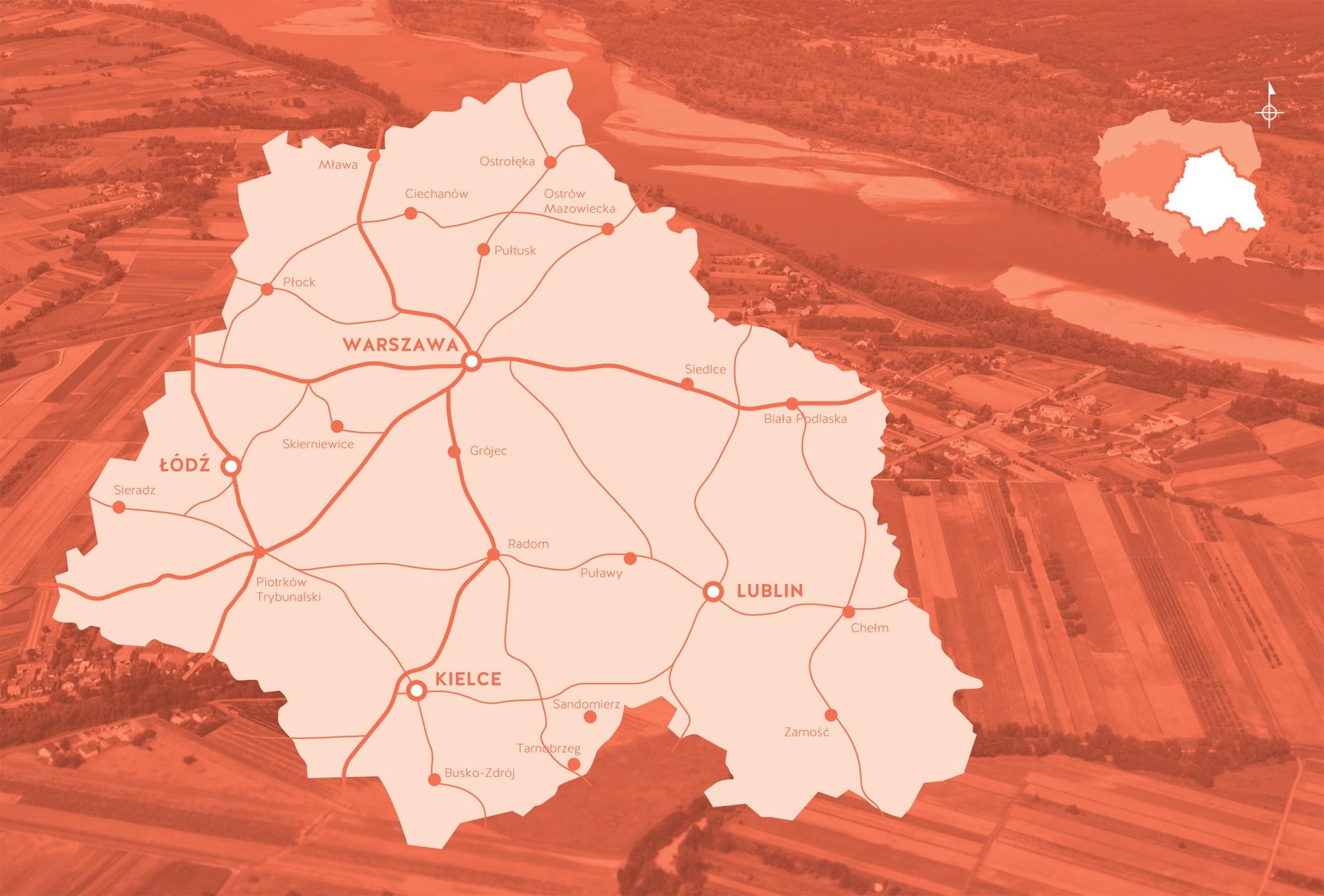 6 weekendów po Polsce: Mazowsze i Lubelszczyzna