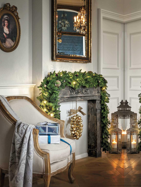 Święta w górach: Boże Narodzenie w pięknym pałacu