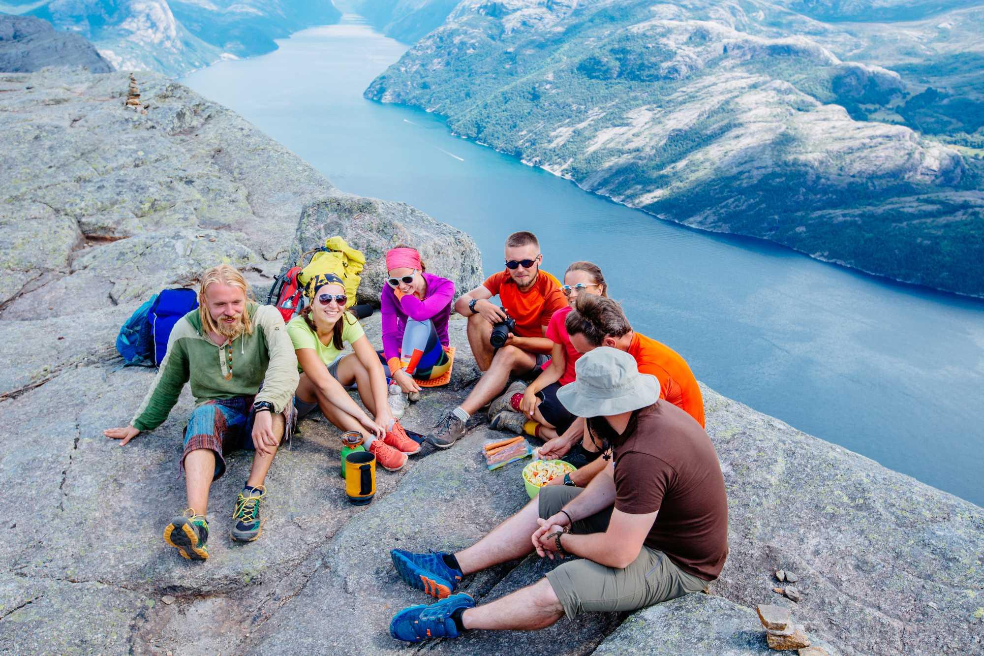 wycieczka grupowa fiordy