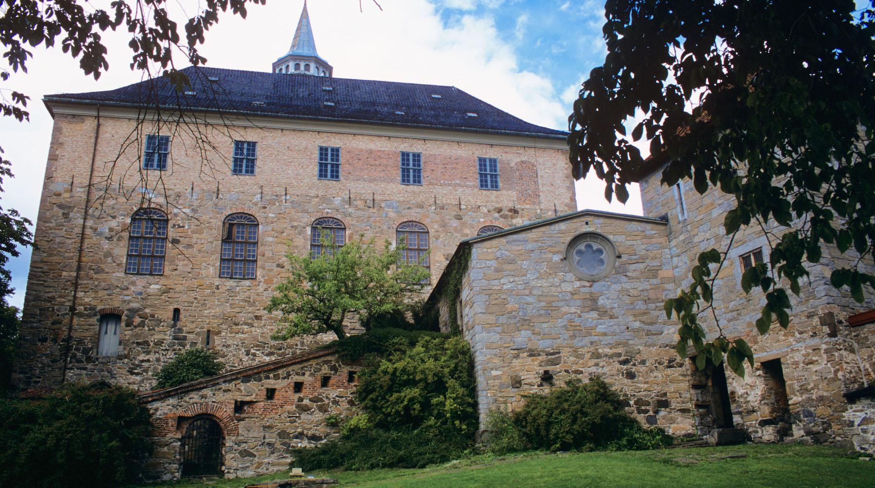 Zamek Houska - tajemnicze miejsce w Czechach