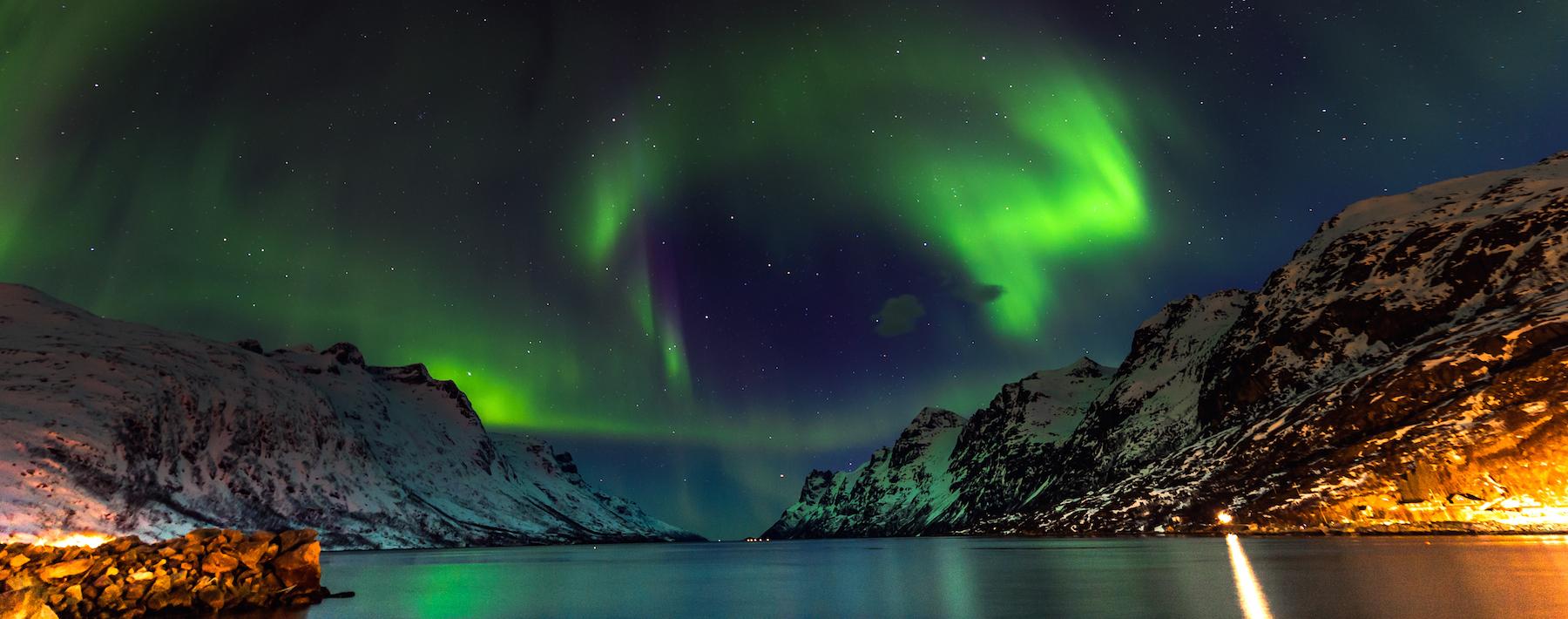 Zorza polarna – gdzie i kiedy można ją zobaczyć?